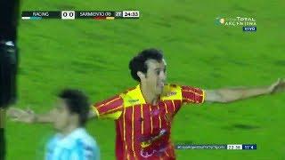 Video Sarmiento (R) vs Racing Club (1-0) Copa Argentina 2018 MP3, 3GP, MP4, WEBM, AVI, FLV Mei 2018