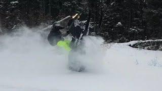 7. 2018 ski doo summit 850 146 wheelie madness