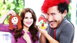 Video Play Doh Challenge w/ Rosanna Pansino MP3, 3GP, MP4, WEBM, AVI, FLV Juli 2018