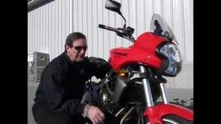 9. 2008 Kawasaki Versys KLE650 Stock #9-2657 demo ride & walk around @ Diamond Motor Sports