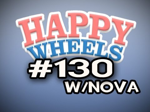 Happy Wheels w/Nova Ep.130 - Old Man Why Do You HAUNT ME! Video
