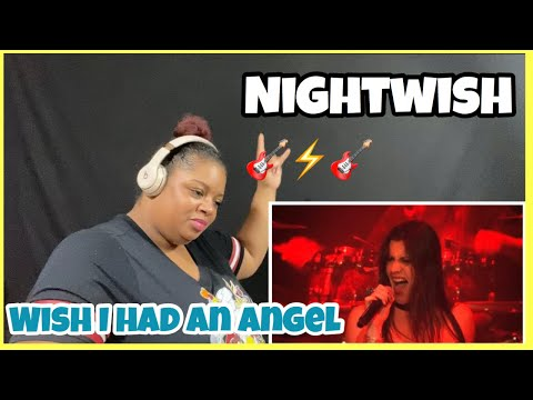 NIGHTWISH | WISH I HAD AN ANGEL (WACKEN 2013) | REACTION
