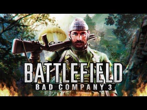 BATTLEFIELD BAD COMPANY 3 ВЫЙДЕТ В 2018 ГОДУ