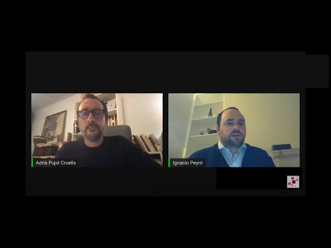 Conversa sobre 'La gula', amb Adrià Pujol Cruells i Ignacio Peyró, a Youtube