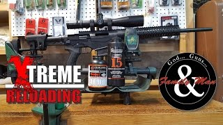 In this episode of Extreme Reloading we compare two very good powders, Hodgdon's Varget  and Alliant's Reloder 15 (RL-15) for the Ruger Precision Rifle in .308 Winchester.Links:Case prep: https://youtu.be/gBkVLm3lNaIRex's Sniper101 ballistics tables: https://youtu.be/711L4ezpuCw?list=PLJUaiRIEduNXoal2_PkBZi0vDCIcEPxUn