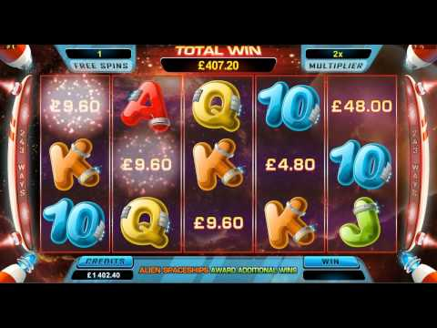 Max Damage Online Slot Game Promotional Video