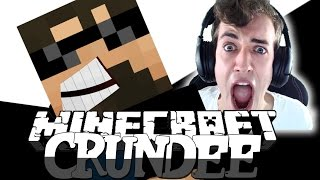 Minecraft: CRUNDEE CRAFT | GERTRUDE GETS KIDNAPPED!! [33]