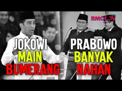 BENANG MERAH (EPS.164): Jokowi Main Bumerang, Prabowo Banyak Nahan
