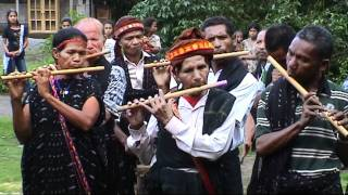 Bajawa Indonesia  City pictures : INDONESIA dance & music, Bajawa Flores (sd-video).