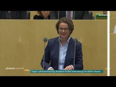 Bundesratsdebatte zu den Genehmigungsprozessen für Wind ...