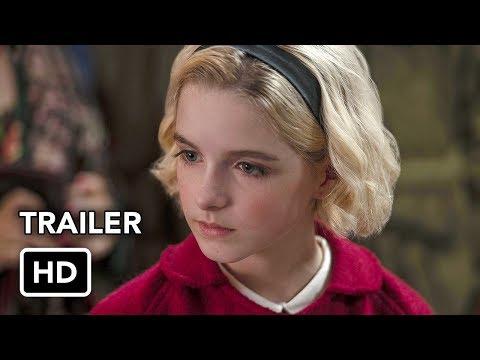 Chilling Adventures of Sabrina Season 2 Trailer (HD) Sabrina the Teenage Witch