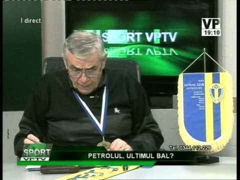Emisiunea Sport VP TV – Florin Bercea și Bogdan Rădulescu – 8 decembrie 2014