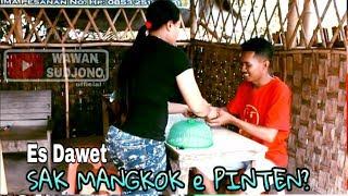 Download Video Dawet SAK MANGKOK e pinten ? (bakule sampe keweleh) - komedi pendek jawa #SWS MP3 3GP MP4