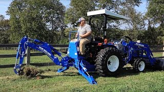 """7. Machinery Minute: Workmaster25â""""¢ Compact Tractor"""