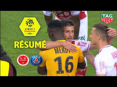 Stade de Reims - Paris Saint-Germain ( 3-1 ) - Résumé - (REIMS - PARIS) / 2018-19