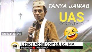 Video TANYA JAWAB UAS di Gorontalo - oleh Ustadz Abdul Somad MP3, 3GP, MP4, WEBM, AVI, FLV April 2019