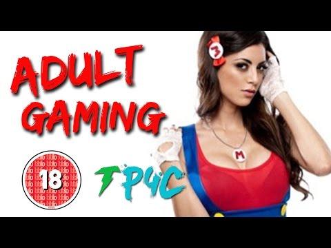 ADULT GAMING 18+ | HOT GOOMBA SEX!