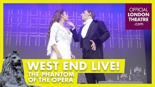 The Phantom of the Opera is there - at West End LIVE 2017! Take a look at the cast's incredible performance. Phantom info and...