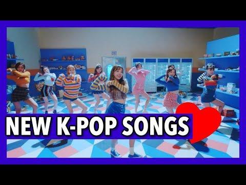 NEW K-POP SONGS - DECEMBER 2017 (WEEK 3) (видео)