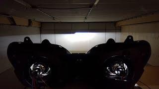 10. Yamaha YZF R1 - 2001-2003 Bi-Xenon projector headlight Upgrade retrofit by Aharon