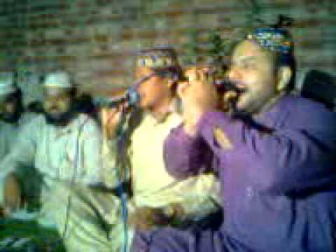 Faqeer Bande Ali - The great manqabat in mehfil e naat in Gujranwala Produced By: Syed Adeel Hassan Shah Kazmi.