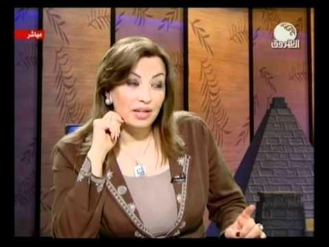 هلا مراد في استضافة قناة الشروق