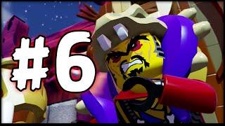 LEGO Dimensions - PART 6 - Ninjago! (Gameplay Walkthrough HD)