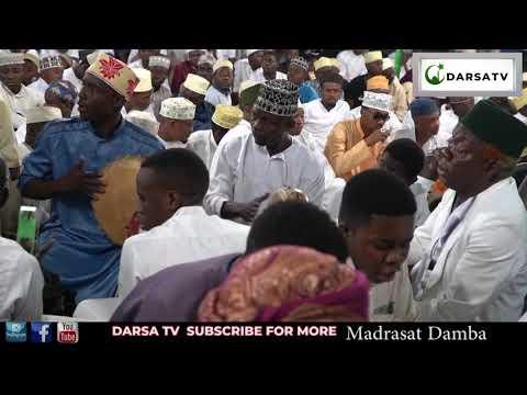 MABINGWA WA DUFU KUBWA / DAMBA MADRASA WAKIWA NYUMBANI / Maulid 2020