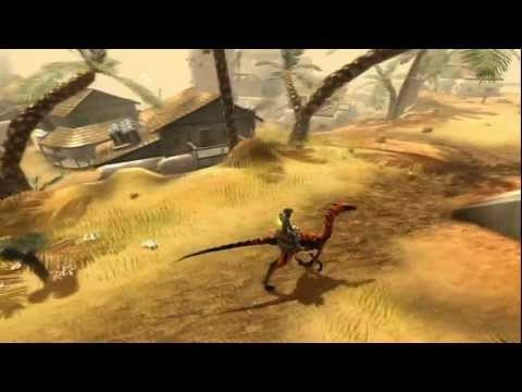 Dino Storm | Preview from the closed beta 2011