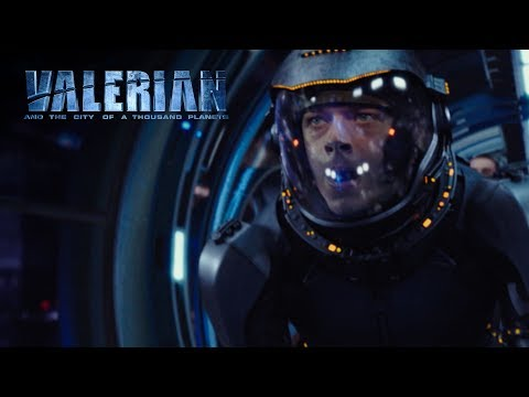 Valerian and the City of a Thousand Planets (TV Spot 'New Worlds')