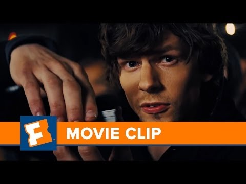 Watch The First Four Minutes of 'Now You See Me'