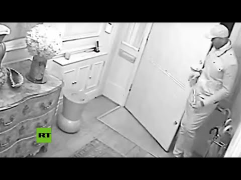 """""""Estaba buscando algo"""" fue la insólita frase de un ladrón al ser sorprendido al interior de un apartamento"""