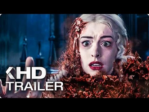 Alice Through the Looking Glass Trailer 3 (2016)