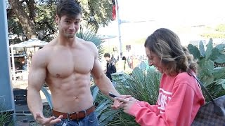 Video Do Women Want Men With Six Pack Abs? CONNOR MURPHY Finds Out The Truth! MP3, 3GP, MP4, WEBM, AVI, FLV Januari 2019
