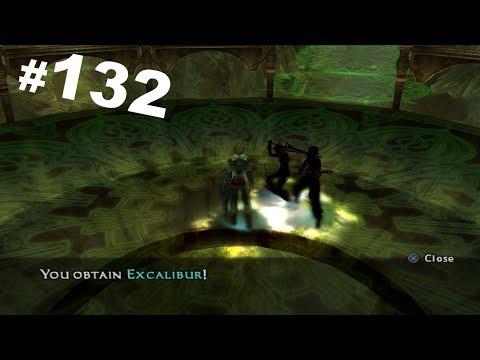 Final Fantasy XII - Серия 132 [Находка могучего меча Excalibur]