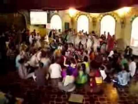 Hari Fest 2013.  Kirtana - Fazenda Nova Gokula