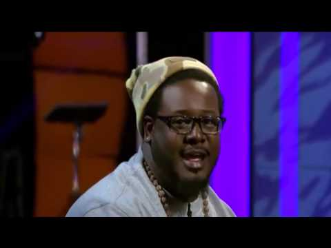 T-Pain without autotune sounds pretty nice