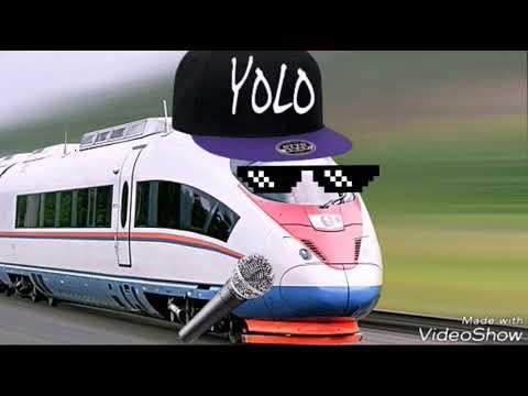 Voce dei treni MC :Controllore vacanziero  ft DJ stazione e megafono MC (freestyle)