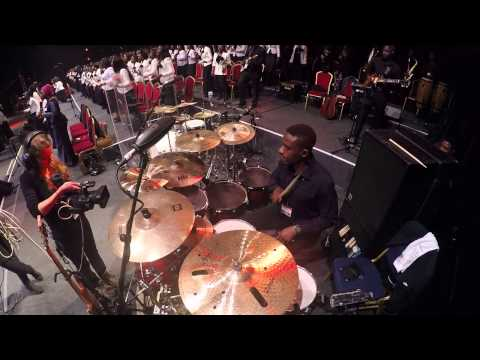 Festival Of Life Praise And Worship April 2015 Drum Cam