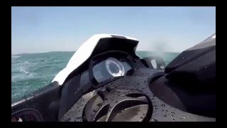 8. 2016 Yamaha FX SVHO Cruiser in Botany Bay