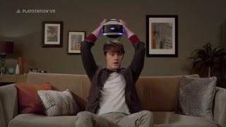 PlayStation®VR   Coming October 2016