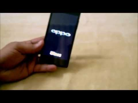 Oppo Find 5 mini Unboxing