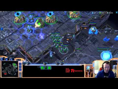 [HOTS] White-Ra [P] vs BlinG [P] FP VOD - April 27 2013 - PvP [HD]