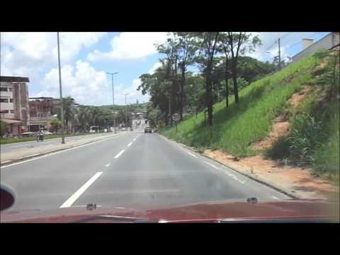 Caratinga MG #7 Viagem de SP para Ribeira do Amparo BA