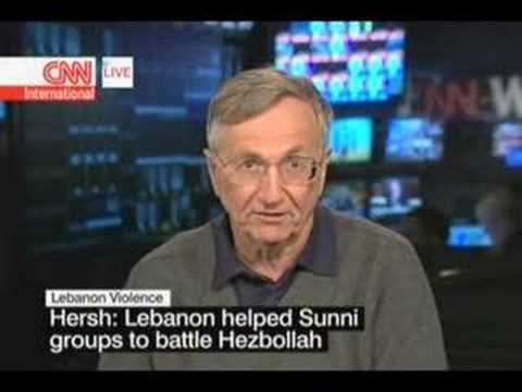 Seymour Hersh: Fatah Al-Islam Crisis in Lebanon