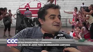 Torneo Clausura juvenil - Final