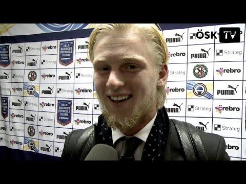 Kalle Holmberg efter Falkenberg