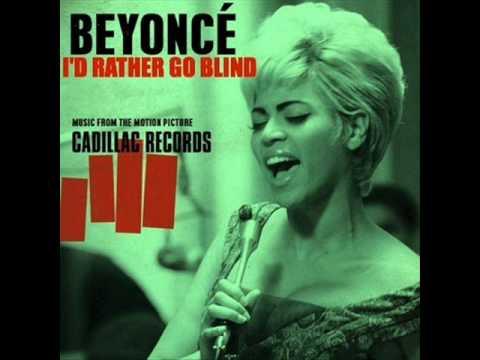 Beyonce - I'd Rather Go Blind [Instrumental] + Lyrics + Download Link