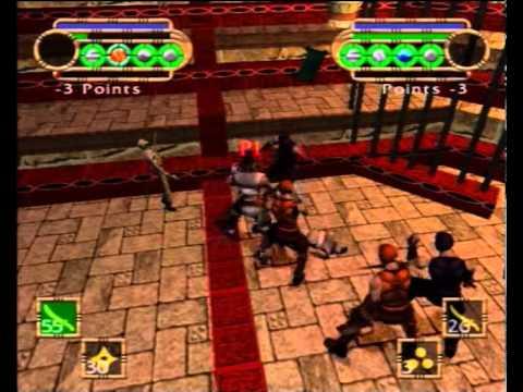 Godai Elemental Force Playstation 2