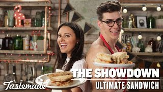 Ultimate Sandwich I The Showdown by Tastemade